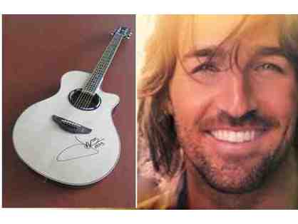 JAKE OWEN AUTOGRAPHED GUITAR