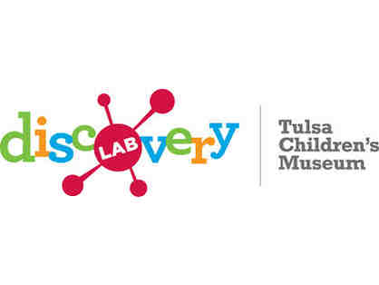 Tulsa Children's Museum - One Year Family Membership