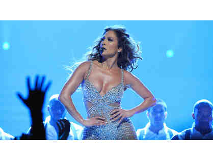 Rock out to J-Lo in the Ultimate VIP Experience