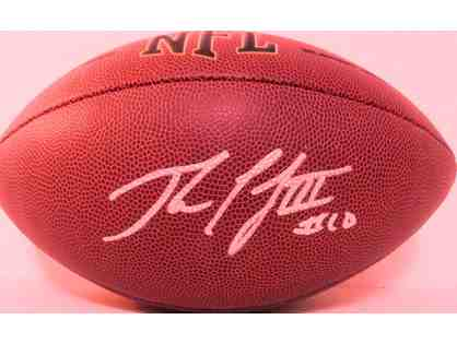 Robert Griffin III, RG3 Autographed Football