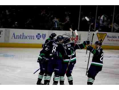 4 Tickets to A 2019-2020 Maine Mariners Hockey Game in Portland