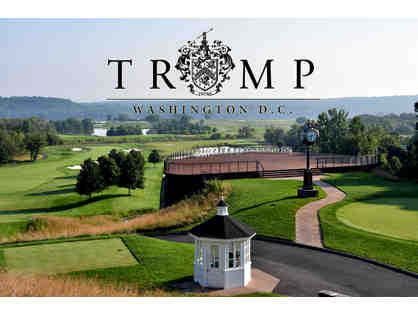 Foursome at Trump National Golf Club, Washington DC