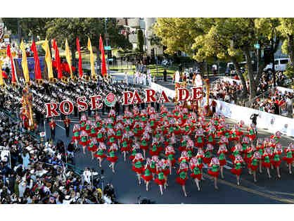 Four (4) tickets to the 2019 Tournament of Roses Parade