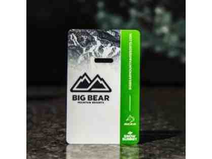 One (1) 2019/20 Anytime Adult SEASON PASS to BBMR - Snow Summit and Bear Mountain