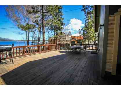 Two (2) Nights of Family Friendly Lodging up to 6 Guests at Shore Acres Lodge in Big Bear