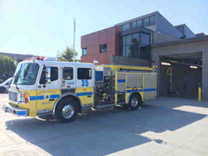 FIRE STATION TOUR AND ICE CREAM SOCIAL