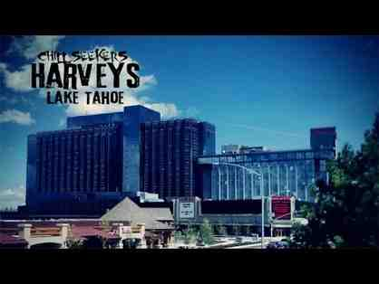 TWO NIGHT STAY AT HARVEYS RESORT HOTEL AND CASINO IN LAKE TAHOE