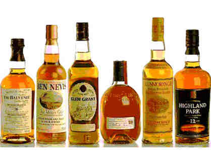 A Dram Good Evening: Scotch Tasting