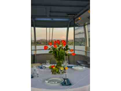 Private Dinner for 8 on Portland's Aerial Tram