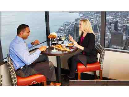 Exclusive Private Club Dining in Seattle's Columbia Tower