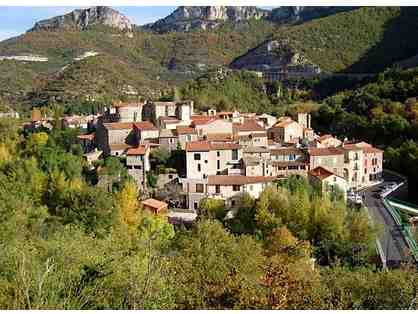 Stunning Townhouse in a Medieval Village in Languedoc-Roussillon