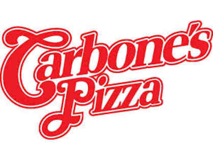 Carbone's Hudson - Pizza for a YEAR!!