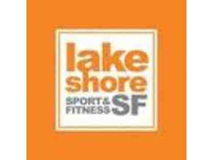 3 Month Family Membership to Lake Shore Sport & Fitness