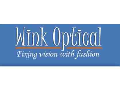 Comprehensive Eye Exam at Wink Optical
