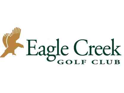 Eagle Creek Golf Club - Certificate for 4