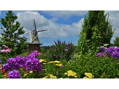 Discover the Dutch Charm of Holland, Michigan - A Package for Two
