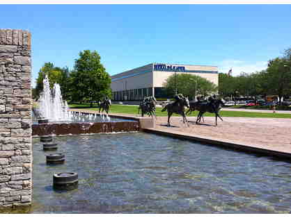 "Visit the ""Horse Capital of the World"" in Lexington, KY - A Personalized Package for Two"