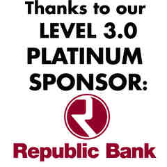Sponsor: Republic Bank
