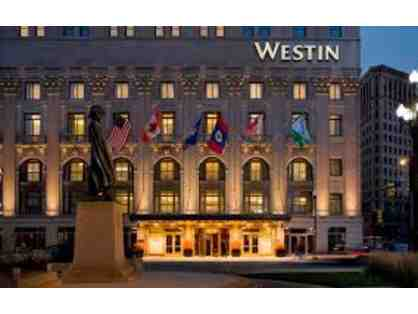 One Weekend Night Stay at The Westin Book Cadillac Detroit
