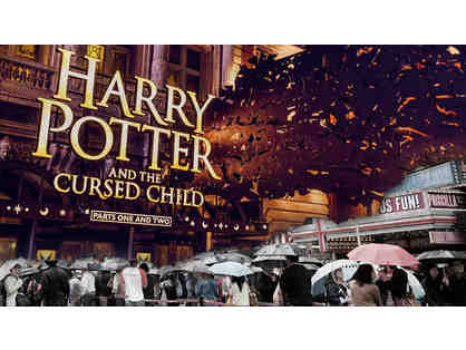 Harry Potter and the Cursed Child - A pair of tickets to Parts 1 and 2