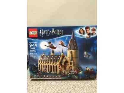 Harry Potter Hogwarts Great Hall Lego