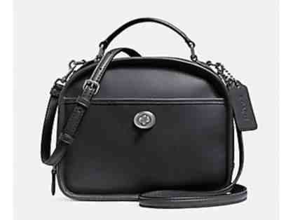LOWERED! COACH LUNCH PAIL IN RETRO SMOOTH CALF LEATHER - NWT