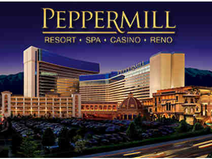Peppermill Reno - One Night Stay