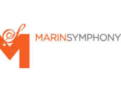 2 Tickets to Marin Symphony