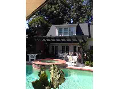 Charleston, South Carolina Guest House Two Night Stay