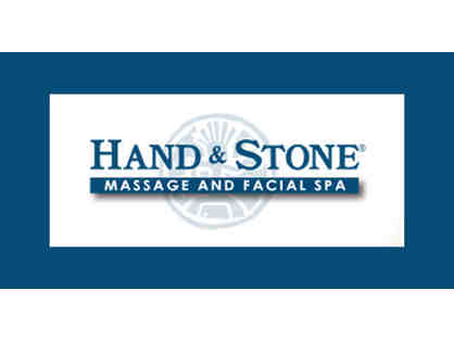 Hand & Stone Couples Massage