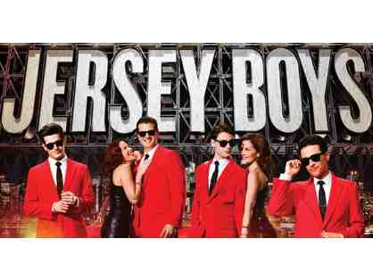 "2 tickets to ""Jersey Boys"" at the Broward Center for the Performing Arts!"