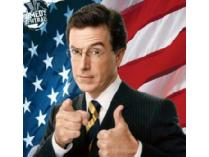 2 tickets to The Colbert Report