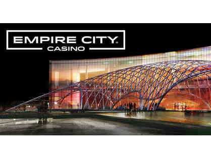 Empire City Casino Package