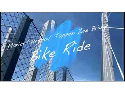 Bike Tour Across the Hudson
