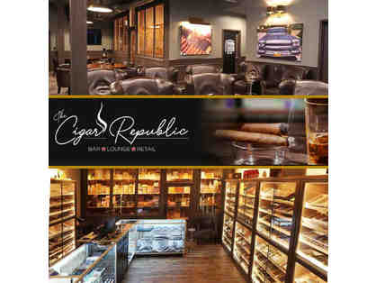 The Cigar Republic, Private Club & Lounge