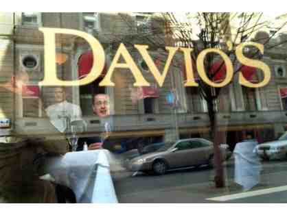 Davio's Chef's Table for Four