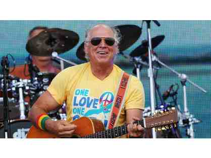 Jimmy Buffet & The Coral Reefer Band at Fenway Park!