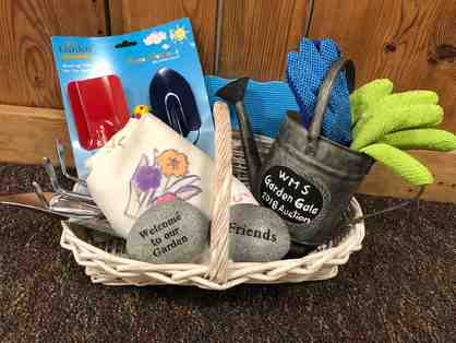 Room 25 & 27 Extended Care Class Gift - Garden Basket