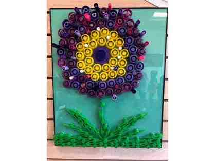 Preschool Extended Care Class Gift Room 17/18 - Recycled Art