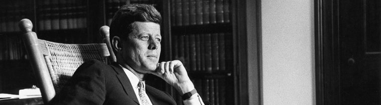 the life and dreams of john f kennedy for america The life of the 35th president together they had two children: caroline and john f kennedy, jr john kennedy's (the us provided aid to latin america.