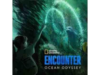 National Geographic Encounter: Ocean Odyssey (4 Tickets)