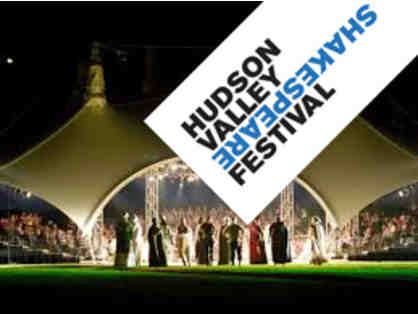 Hudson Valley Shakespeare (2 Tickets)