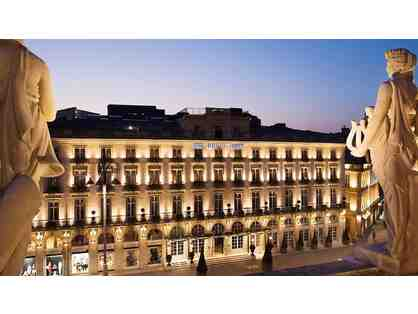 Unique Bordeaux Stay at Intercontinental Hotel and Special Passes to La Cite du Vin