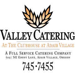 Sponsor: Valley Catering