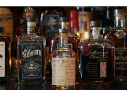 Whiskey Tasting for Four at the Third Rail Tavern