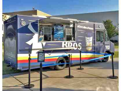 Dutch Bros Truck At Your Event
