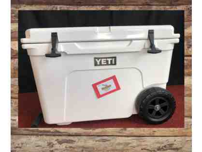 Yeti Tundra Hard Cooler & $100 Gift Card from Brothers brought to you by Duran & Pearce
