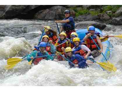 White Water Adventure with Wild Waters Outdoor Center & The Glen Lodge B & B