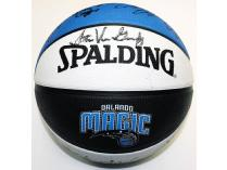2010-11 Orlando Magic Team Autographed Basketball