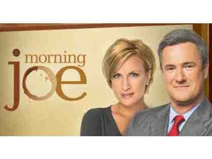 Meet the hosts of Morning Joe
